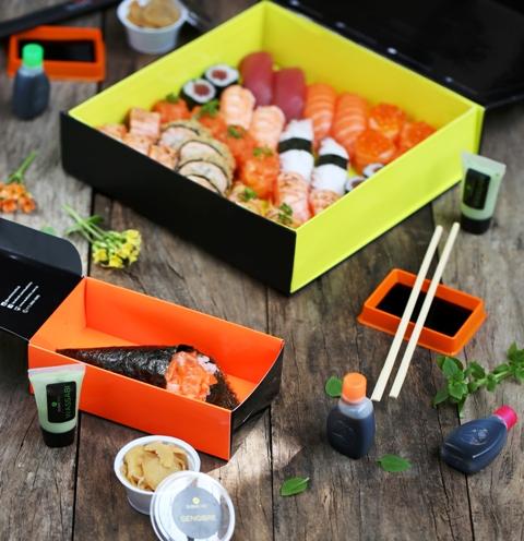 Sushi Chic - foto Leticia Bitencourt