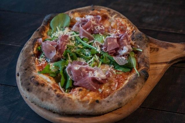 FORNO - pizza de prosciutto