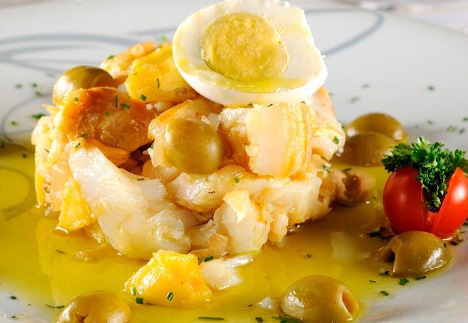Restaurante TrindadeBacalhau Gomes de Sá