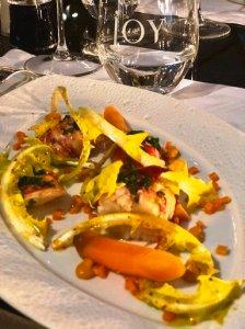 Salada de lagosta