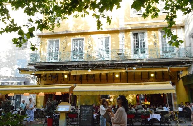 BLOG - Provence - Arles - Café de Van Gogh
