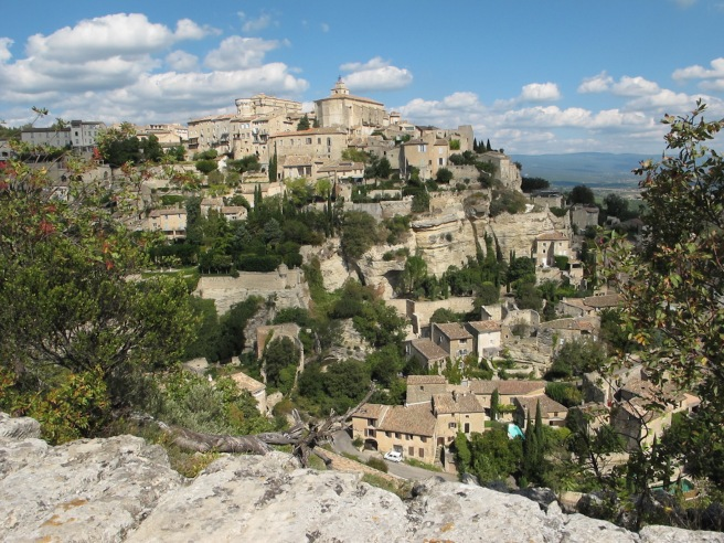 Provence - Gordes, a mais bela
